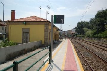 Tren Vigo Ourense